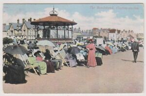 Essex-Postkarte-Der-Musikpavillon-Clacton-on-Sea-P-U-1906-A297