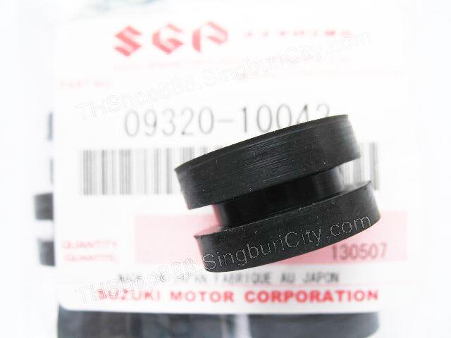 1x SUZUKI CUSHION RUBBER GSF400 DL1000 RG125 RG150 RGV250 GSX-R600 09320-10042