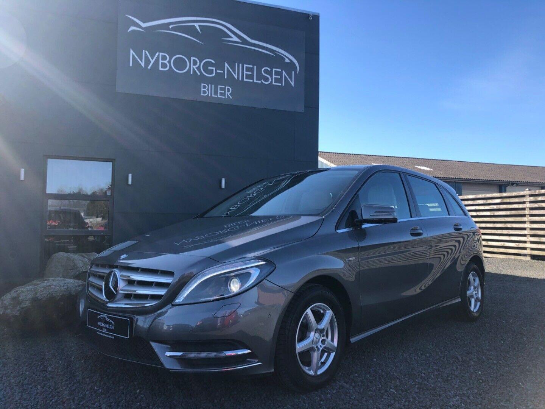 Mercedes B180 1,8 CDi aut. BE 5d - 189.900 kr.