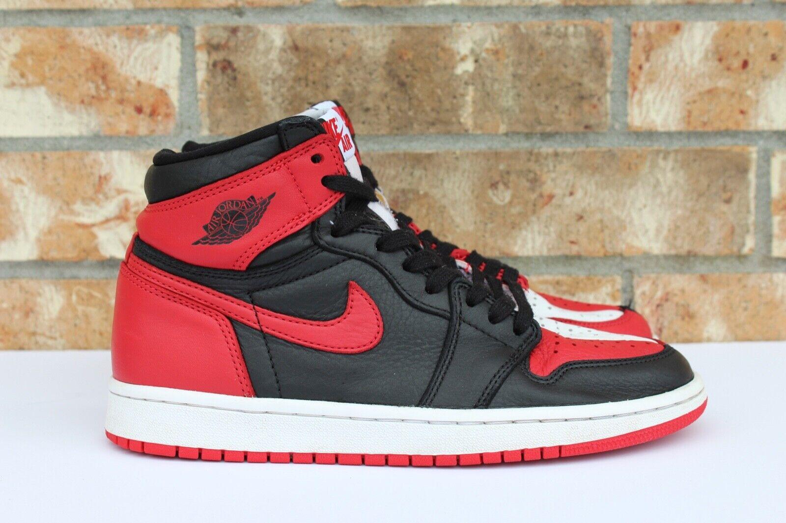 Men's Nike Air Jordan 1 Retro OG High NRG Homage To Home Size 6.5 861428-061