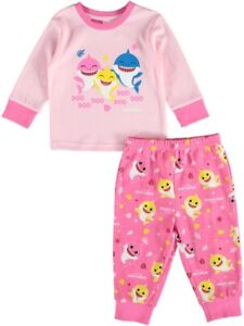 New-Looney-Tunes-Baby-Shark-Infant-Pyjama-By-Best-amp-Less