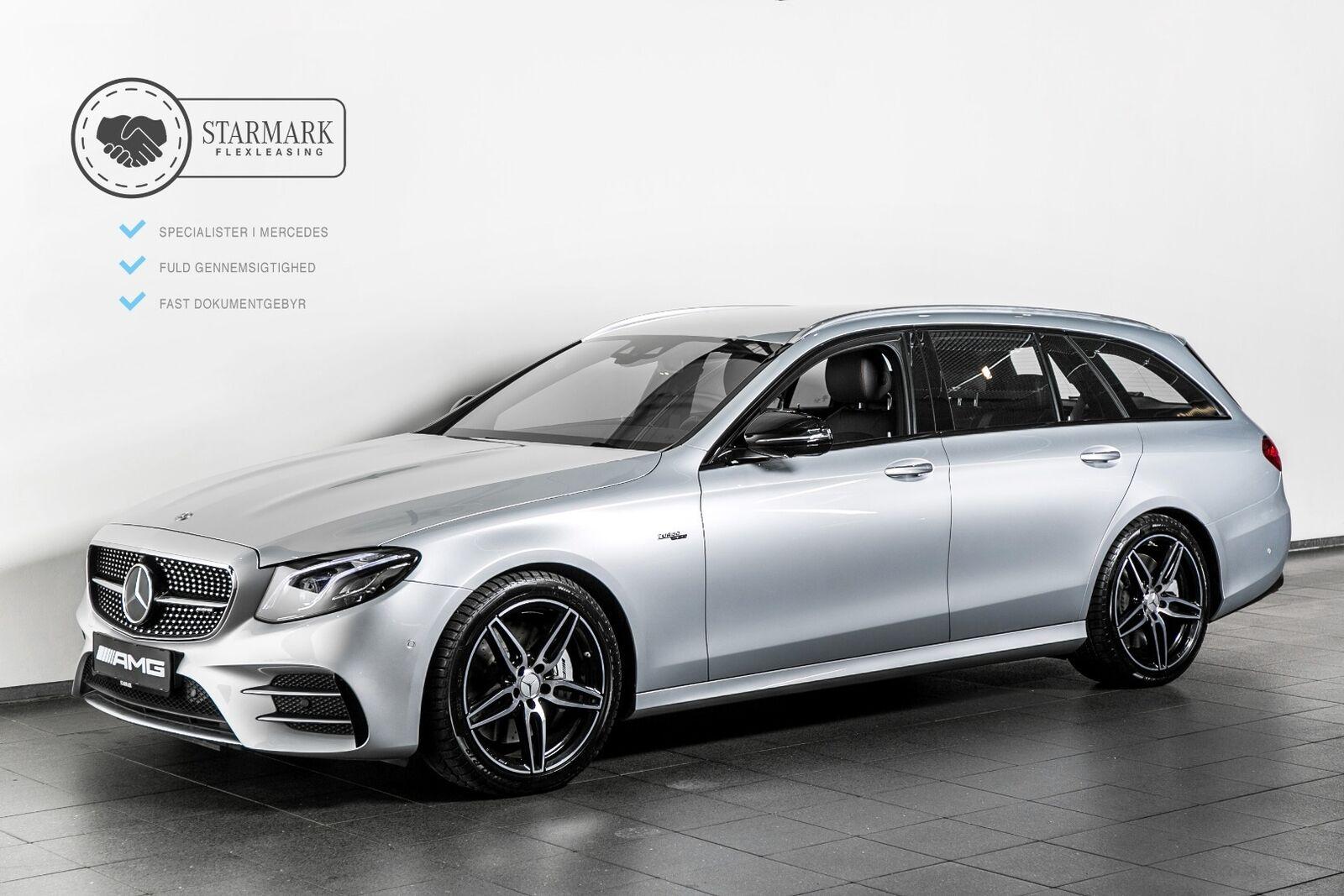 Mercedes-Benz E53 3,0 AMG stc. aut. 4-M+