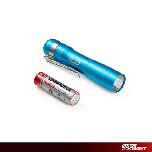 25 LM//30 m Distance Dekton Pro Light Xf25 stealh lampe de poche