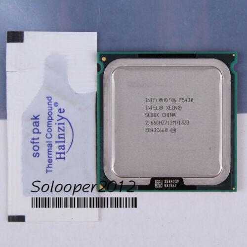 Intel Xeon E5205 E5430 E5440 E5450 LGA//771 Processor