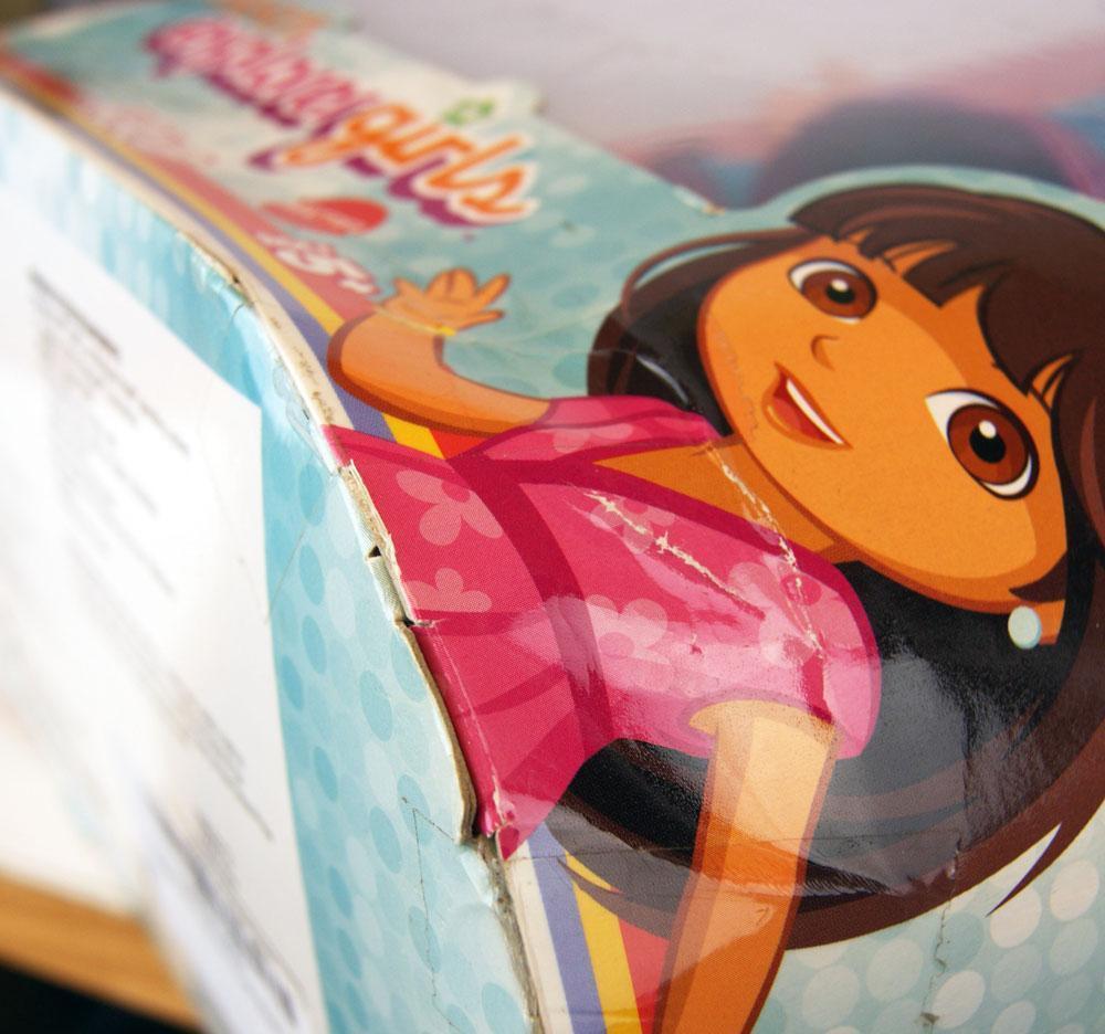 Nickelodeon - Dora's Dora's Dora's Explorer Girls - Kate - mit Bürste e82e6b