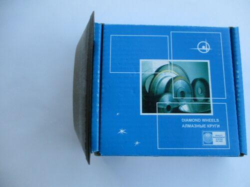 "Teeth 4 inch 12R4 Dish Diamond Grinding Wheel for Saw 100mm Hole 1.259/"" Type"