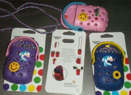 Funda Clogs pin clips sticker para Crocs ele bolso celular