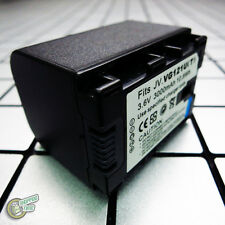 Battery for JVC GZ-HM620AC/HM650AA//HM650AC/HM650BEK/HM650BEU