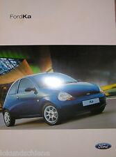 Ford KA  6/2004   Prospekt  #064