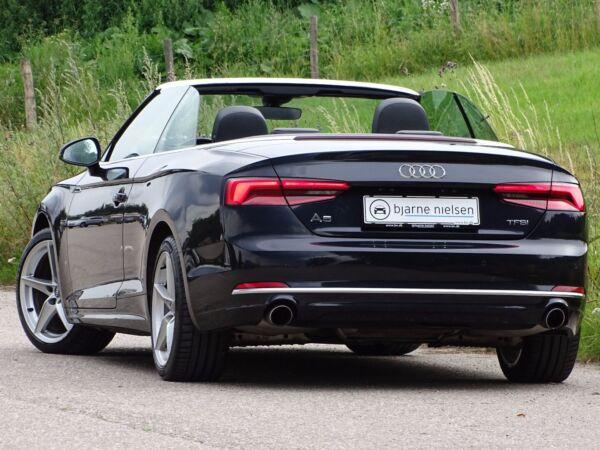 Audi A5 2,0 TFSi 190 Sport Cabriolet S-tr. - billede 3