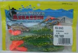 Details about Bass Assassin SSA25245 4