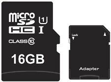 OEM 16GB microSD 16G microSDHC C10 micro SD SDHC Class10 memory card w/a