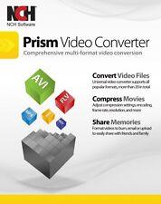 Prism Plus Video Converter convert AVI MPG4 for Windows