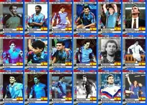 Barcelone 1989 EUROPEAN CUP WINNERS CUP WINNERS Football Trading Cards
