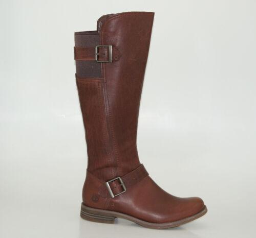 Damen Boots 6 Timberland Kniehoch Stiefel Savin Us A1247 37 Hill Buckle Gr aaBwqzFx