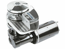 """Five Oceans Stainless Steel Vertical Anchor Windlass 1/4"""" Chain-1/2"""" Rope - 600W"""