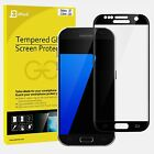 JETech 0930 Full Cover Tempered Glass Samsung Galaxy S7 Screen Protector Film