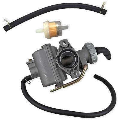 Carburetor For TAOTAO 110CC ATA110 B D F L ATV CARB W// AIR FILTER ASSEMBLY