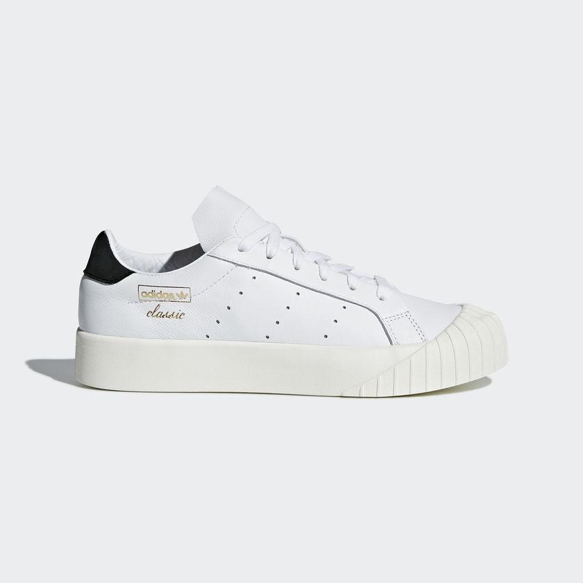 ny Adidas Original kvinnor ALLA VITT     BLAKK CQ2042 US W 5 - 10 TASSE AU  online mode shopping