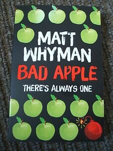 Bad-Apple-There-039-s-Always-One-Matt-Whyman-Brand-New-Paperback