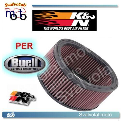FILTRO ARIA SPORTIVO K/&N BUELL LIGHTNING 900 XB9SX CITIX 2007 BU-9003