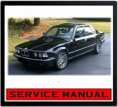1994 bmw 740il repair manual