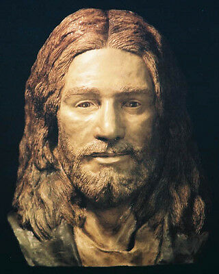 JESUS life size sculpture bust gives insperation to all