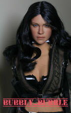 1/6 Michelle Rodriguez Head Sculpt Fast & Furious For Hot Toys SHIP FROM USA