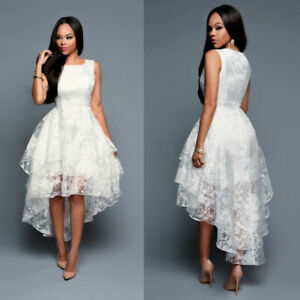 Women-Formal-Long-Lace-Dress-Prom-Evening-Party-Cocktail-Bridesmaid-Wedding-Gown
