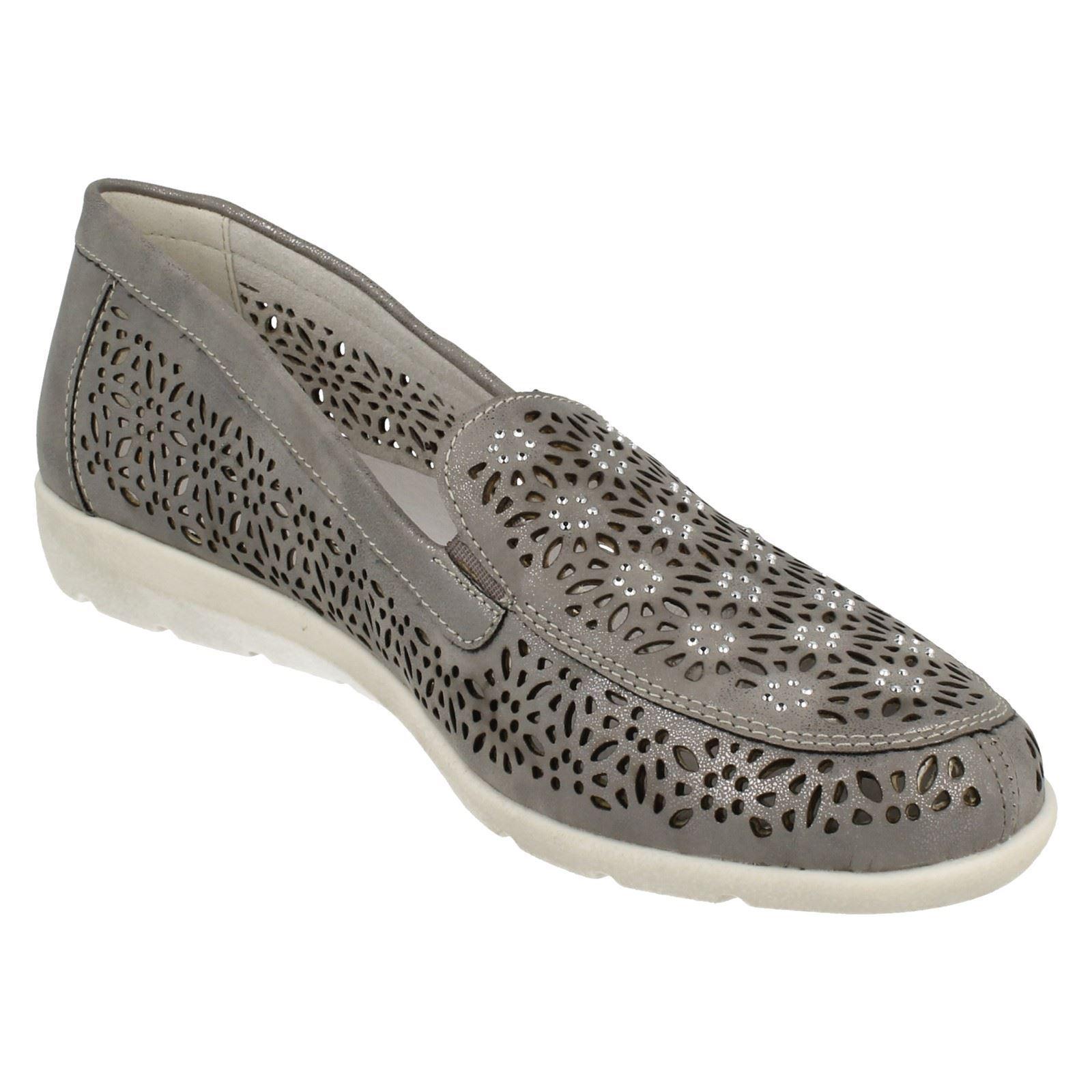 Remonte d1918 Schuhe grau Synthetisch Freizeitslipper Stil Schuhe d1918 f7f05e
