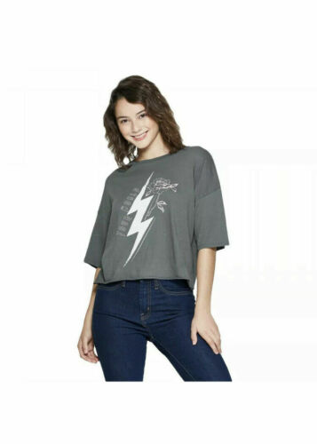 """L Women/'s /""""World Tour/"""" Short Sleeve T~Shirt Grayson Threads Juniors XS XXL XL"""