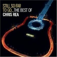 "CHRIS REA ""STILL SO FAR TO GO - THE BEST OF..."" CD NEU"