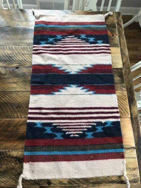 El Paso Saddle Blanket Co Rug Made In