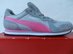 Détails sur Vintage Puma Chaussures De Tennis Baskets