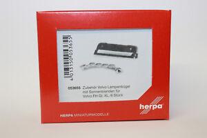 Herpa-053655-accesorios-lamparas-perchas-y-solar-persianas-para-volvo-GL-XL-1-87-h0
