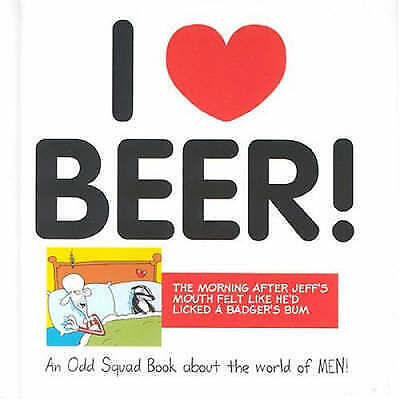 1 of 1 - Odd Squad: I Love Beer  BOOK NEW