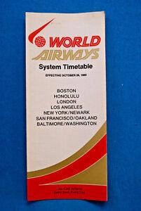 World-Airways-System-Timetable-Oct-26-1980