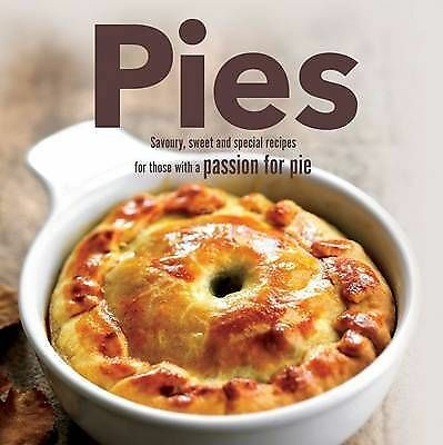 1 of 1 - Pies: Savory, Sweet and Special Recipes Culinary Delights, , Very Good Book