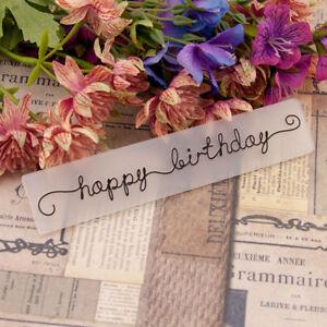 happy-birthday-Embossing-folders-Plastic-Embossing-Folder-For-Scrapbooking-car-R