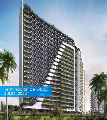 Desarrollo en pre-venta  WOHA en Puerto Cancún