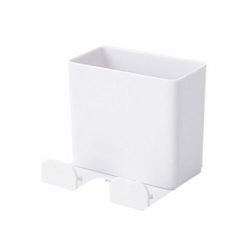 Wall Mount Storage Box TV Air Conditioner Remote Control Holder Case MobilePhone