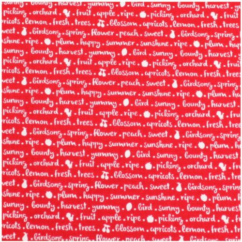 Riley Blake Pink Red 100/% Cotton Fabric Collection Quilting Craft FQ Bundle FQ89