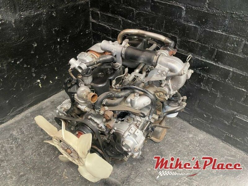 Isuzu 3.0 TDI KB300 4JH1 Engine for sale at Mikes Place