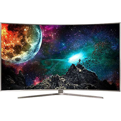 Samsung UN78JS9500 Curved 78-Inch 4K Ultra HD Smart LED TV BUNDLE !!!!!