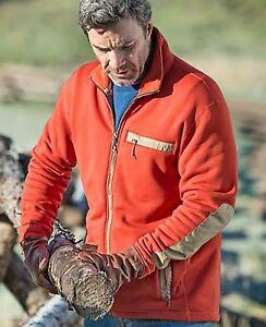 remington 1816 umc fleece full zip jacket hunting outdoors men s xl