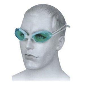 Numen-protection-anti-UV-ANTI-BROUILLARD-Silicone-Natation-plage-goggles-green