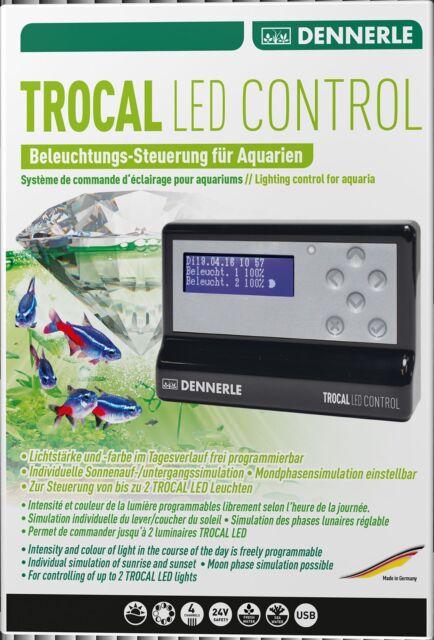 Dennerle 5564 Trocal LED Control | eBay