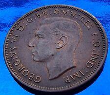 Australia 1/2 Penny, 1943