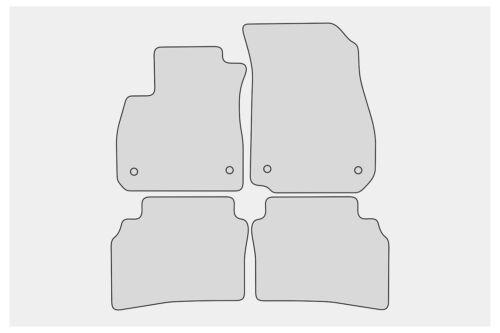 Premium Fußmatten für Opel Insignia B ab Bj 2017