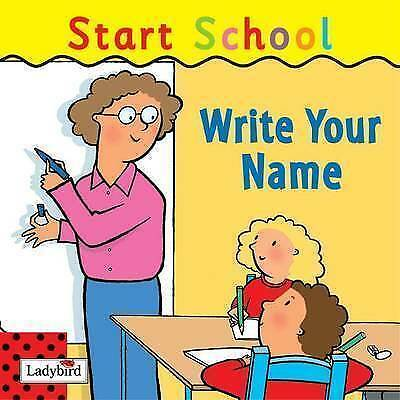 (good)-start School. Write My Name [ksiÄltka] (paperback)-unknown-1844224163
